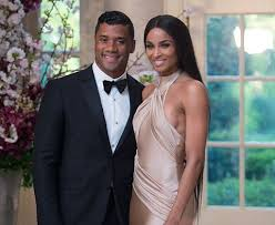 Image result for ciara and russell white house