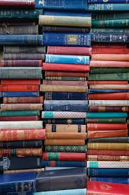 Image result for Stacks of books
