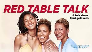 Facebook Renews Jada Pinkett Smith's 'Red Table Talk' Through 2022